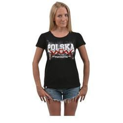 Koszulka Urodzeni Patrioci damska Polska