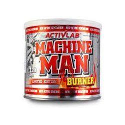 Activlab Machine Man Burner - 120 kaps. Najlepszy produkt tylko u nas!