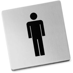 Szyld toaleta męska Zack Indici