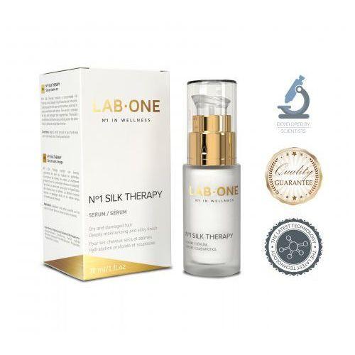Odżywianie włosów, N°1 Silk Therapy – Regeneracyjne serum do włosów