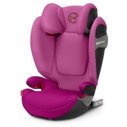 CYBEX fotelik samochodowy Solution S-fix 2019 Fancy Pink