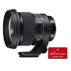 Sigma 105mm F/1.4 A DG HSM (Canon)