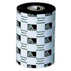 Zebra 3200 Wax/Resin - Taśma drukująca Czarny