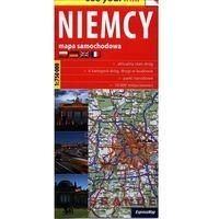 Mapy i atlasy turystyczne, See you! in... Niemcy 1:750 000 mapa samochodowa - Praca zbiorowa (opr. broszurowa)