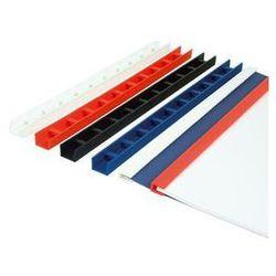 Listwy zatrzaskowe Greenbinder do bindownicy 6mm do 40 kartek 10szt