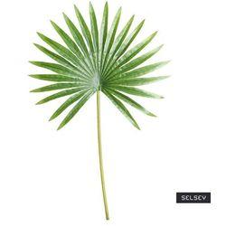 SELSEY Sztuczny kwiat Ilmur Lewistona liść 50 cm