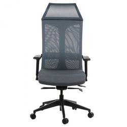 Fotel gamingowy obrotowy do komputera RYDER/GY