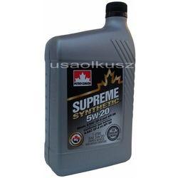 Olej silnikowy syntetyczny SUPREME Petro Canada 5W20 1l