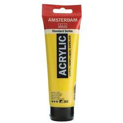 Farba akryl AMSTERDAM 120ml. - azo yellow.lt. 268