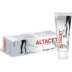 Altacet 1% żel 75 g