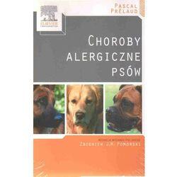 Choroby alergiczne psów (opr. broszurowa)