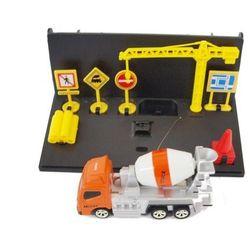 Mini samochód RC - Betoniarka