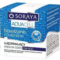 Soraya Aqua Cell Krem na dzień i noc ujędrniający 50ml - Soraya OD 24,99zł DARMOWA DOSTAWA KIOSK RUCHU