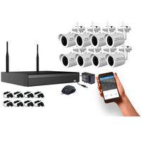 Kamery przemysłowe, SNAPVISION Easy Monitoring FULL HD [8KAM] 9CHwifi