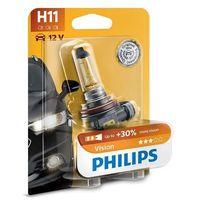 Żarówki halogenowe samochodowe, Żarówka samochodowa Philips VISION 12362PRB1 H11 PGJ19-2/55W/12V