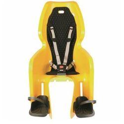 Fotelik rowerowy BELLELLI Lotus Clamp Żółty DARMOWY TRANSPORT