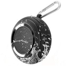 Tronsmart Splash przenośny wodoodporny bezprzewodowy głośnik Bluetooth 4.2 7W czarny (244773)