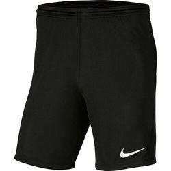 Spodenki Nike Dry Park III NB K czarne BV6855 010