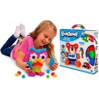 Kreatywne dla dzieci, Bunchems Formy i Kształty 416 el. Spin Master