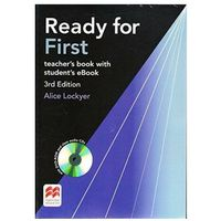 E-booki, Ready for First (FCE) (3rd Edition) Teacher´s Book & eBook Pack Norris, Roy