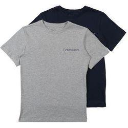 Calvin Klein Underwear Podkoszulka '2PK TEES Boys' ciemny niebieski / nakrapiany szary