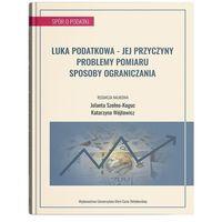 Biblioteka biznesu, Luka podatkowa - red. Jolanta Szołno-Koguc, Katarzyna Wójtowicz (opr. miękka)