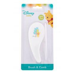 Disney Winnie The Pooh zestaw Szczotka do włosów szt + Grzebień do włosów szt dla dzieci