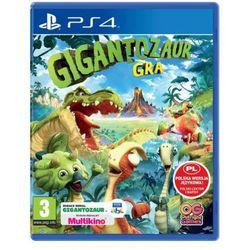 Gigantozaur Gra playstation 4 CENEGA