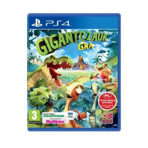 Gry PS4, Gigantozaur Gra playstation 4 CENEGA
