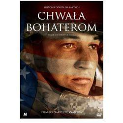 Chwała bohaterom (DVD) + Książka