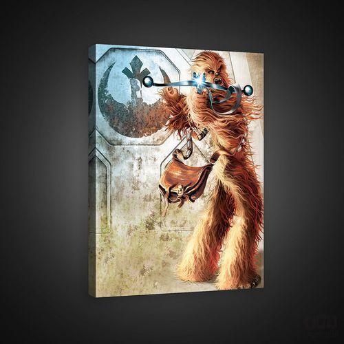 Obrazy, Obraz Gwiezdne Wojny: Chewbacca II PPD723