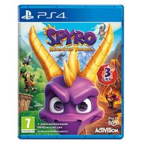 Gry na PlayStation 4, Spyro Reignited Trilogy (PS4)