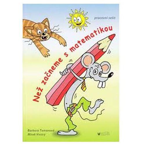 Pozostałe książki, Než začneme s matematikou Tomanová Barbora