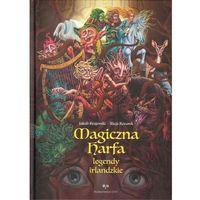 Książki dla dzieci, Magiczna harfa [Krajewski Jakub, Kocurek Alicja] (opr. twarda)