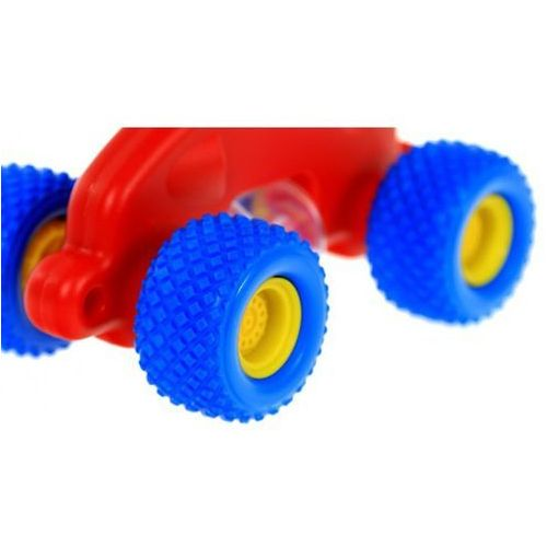 Traktory dla dzieci, WADER-POLESIE Baby Gripcar Traktor