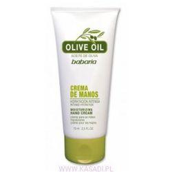 Krem do rąk na bazie 100% oliwy z oliwek - 75ml
