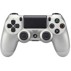 Sony Playstation 4 Dualshock v2 - Silver - Gamepad - Sony PlayStation 4
