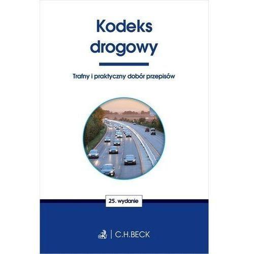Książki prawnicze i akty prawne, Kodeks drogowy - Praca zbiorowa (opr. miękka)
