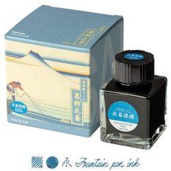 Taccia Ukiyo-e Atrament Hokusai-Fukakihanada 40ml