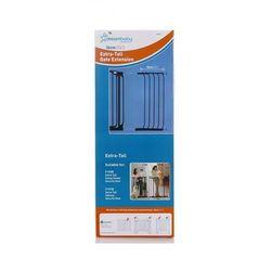 Rozszerzenie bramki zabezpieczającej DREAMBABY PCR841B 36/100 cm Czarny + DARMOWY TRANSPORT!