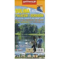 Mapy i atlasy turystyczne, Mapa turystyczna - Dolina pałaców i ogrodów - Praca zbiorowa (opr. broszurowa)