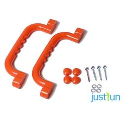 Zestaw rączek 240x75 mm - pomarańczowy