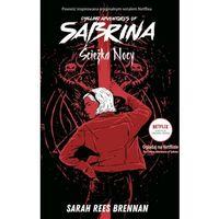 Literatura młodzieżowa, Ścieżka nocy chilling adventures of sabrina 3 - brennan sarah rees (opr. miękka)