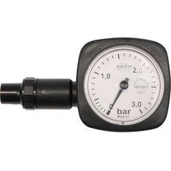 Ciśnieniomierz samochodowy 0,5-3 bar / 82611 / VOREL - ZYSKAJ RABAT 30 ZŁ