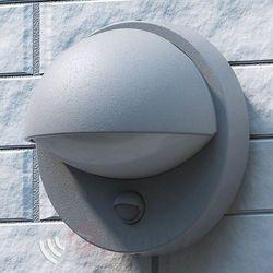 Energooszczędna lampa ścienna Vida, czujnik ruchu