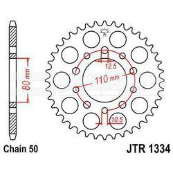Zębatka tylna stalowa JT 1334-43, 43Z, rozmiar 530 2300540 Triumph Daytona 1200