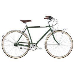 """Ortler Bricktown, zielony 55cm (28"""") 2021 Rowery miejskie Przy złożeniu zamówienia do godziny 16 ( od Pon. do Pt., wszystkie metody płatności z wyjątkiem przelewu bankowego), wysyłka odbędzie się tego samego dnia."""
