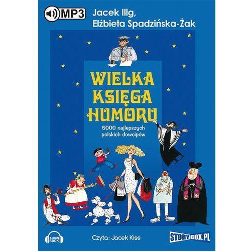 Audiobooki, Wielka księga humoru - Elżbieta Spadzińska Żak