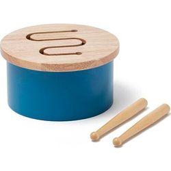 Bębenek mini kids music niebieski