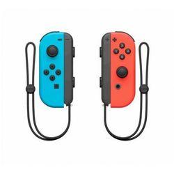 Kontroler NINTENDO Switch Joy-Con Czerwono-niebieski